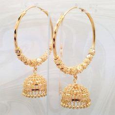 Gold Jewelry Design Hd on Jewellery Near Me; Gold Covering Jewellery Shop Near Me since Jewellery Exchange Norristown Gold Jhumka Earrings, Indian Jewelry Earrings, Jewelry Design Earrings, Gold Earrings Designs, Gold Jewellery Design, Wedding Jewelry, Designer Jewellery, Jewellery Shops, Indian Gold Jewellery
