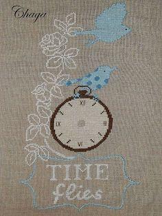 Time Flies - Madame Chantilly
