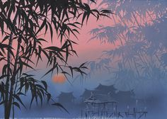 Visual Development from Mulan