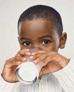 Cow's Milk & Toddler Behavior Problems