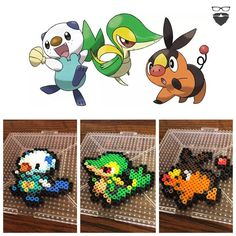 Pokemon perler beads by Pierce Pop Art