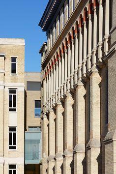 Stanton Williams, Hufton + Crow · Cambridge Judge Business School