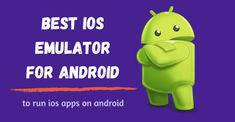 Top 8 Best iOS Emulator For Android 2020 Apple Smartphone, Android Smartphone, Android Apps, Safari Web Browser, Light Games, Any App, Apple Theme, Ios, Iphone