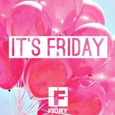 Por fin viernes!!! Hoy es un día perfecto para sonreír y tener la mejor actitud!!!