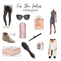 Gift Guide for the Ladies Round Brush Hair Dryer, Good Curling Irons, Barefoot Dreams Cardigan, Coco Chanel Mademoiselle, Spanx Faux Leather Leggings, Quay Sunglasses, Flattering Dresses, Festival Fashion, Best Sellers