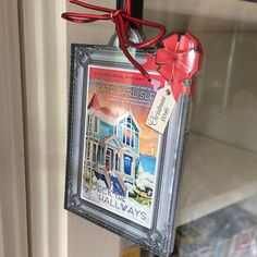 30 members of my mailing list at KateCarlisle.com will win a DECK THE HALLS ornament in November. :)