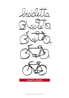 Bicicletta by Roberto Pinet