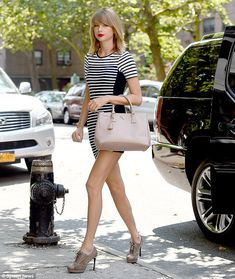 Taylor Swift\u0026#39;s NYC Style on Pinterest | Taylor Swift, Dolce ...