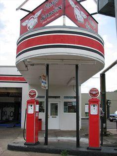 252 best gas pumps stations images antique cars filling rh pinterest com