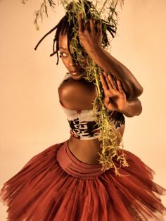 African Dance freedom and therapy...
