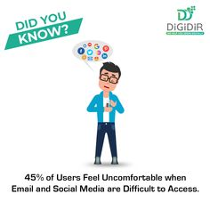 Believe it or not but that's truth. . . . . #digidir #DidYouKnow #didyouknowfacts #didyouknowthat #Facts #digitalfacts #FactsMatter #FactOfTheWeek #dailyfacts #factsdaily #digitalagency #socialmediafacts #socialmedia #socialmediamanagement #Email #strategies #truth #wednesdayvibes #wednesdaymorning #wednesdaymorning