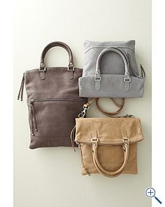love these, convertible leather bag