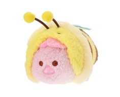 Piglet Honey Pot 2015 Mini Tsum Tsum Plush