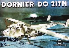 Download Fly Model №10 - Dornier Do 217N (Paper Model) - SoftArchive