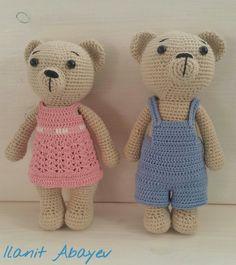 Amigrumi Teddy Bear, Patterns, Toys, Crochet, Animals, Spring, Amigurumi, Block Prints, Crochet Hooks