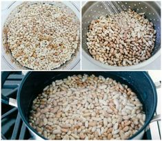 I am showing you how to make the best baked beans from start to finish. Making homemade baked beans is a lot easier than you think! Bean Recipes, Side Dish Recipes, Snack Recipes, Cooking Recipes, Cooking Ideas, Best Baked Beans, Homemade Baked Beans, Baked Beans From Scratch, Dried Beans