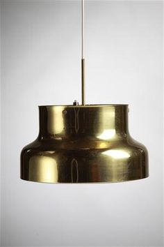Ceiling lamp, Bumling. Designed by Anders Pehrson for Atelje Lyktan 1968.