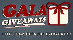 Gala Giveaways
