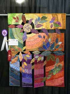 Floating on a Quilted Cloud: Vermont Quilt Festival, 2012!