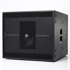 """Caisson de Basses Passive professionnel, haut parleur 2 x 15"""", puissance 800W RMS - KV2 ES2.6"""