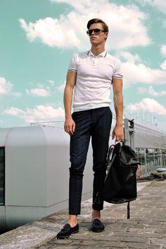 Men Fashion #Fashion #men #runway #trendy #style