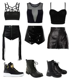 """""""3 #2"""" by cecilie-monica-nrskov-pedersen on Polyvore featuring Varley, Diesel and Moschino"""