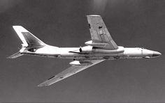 China's Xian H-6 Bomber 1958