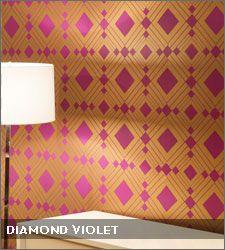 Wallpaper Designers - New York, NY - Tempaper, Self Adhesive, Repositionable, Temporary Wallpaper