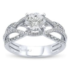 Dream Ring!! http://www.etsy.com/listing/126658730/1-78-ctw-round-cut-diamond-engagement?ref=sr_gallery_30&ga_search_query=engagement+ring+infinity&ga_ship_to=US&ga_page=5&ga_search_type=all&ga_view_type=gallery