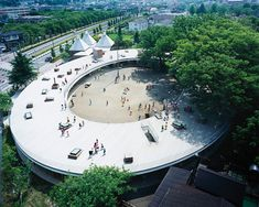 building in collaboration with tezuka architects by samurai - interview with founder, kashiwa sato
