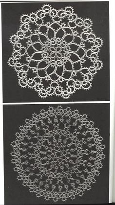 Tatting Patterns and designs - Frivolitera - Picasa Webalbums