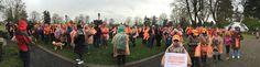 Portdaddia: Portland Orange Walk Excellent Family Activity