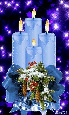 Christmas Tree Gif, Merry Christmas Wallpaper, Merry Christmas Pictures, Christmas Scenery, Snoopy Christmas, Merry Christmas To All, Christmas Candles, Christmas Wishes, Beautiful Christmas