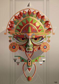 Vibrant Illustrations by Juanco | Inspiration Grid | Design Inspiration