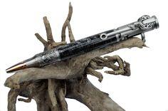 30 Caliber Bolt Action Bullet Pen Deer Hunter by craftcrazy4u, $59.00