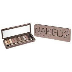 I love the Naked 3 palette so much (rosy neutrals) that I bought Naked 2 (grey and taupe neutrals) today. Nothing for it but to get the original Naked (bronze neutrals)!