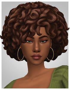 Sims 4 Body Mods, Sims Mods, Sims 4 Mods Clothes, Sims 4 Clothing, Sims 4 Cas, My Sims, Sims Hair, Afro Hair Sims 4 Cc, Maxis
