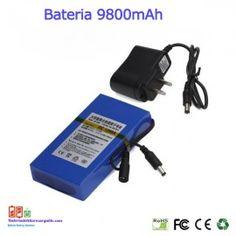 Bateria recargable litio 12V / 9.8A