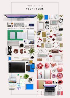 Custom Scene - Bundle Edition by Román Jusdado on Creative Market