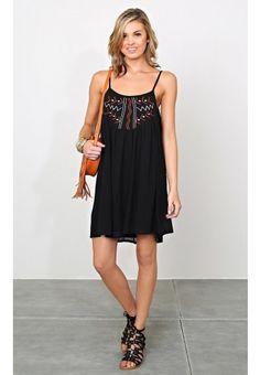 Marisa Woven Dress