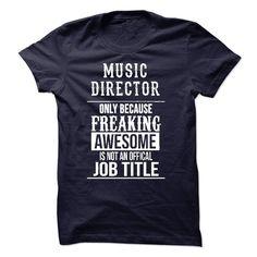 Music Director T-Shirt T Shirt, Hoodie, Sweatshirt