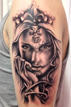 day of the dead girl tattoo | Tumblr