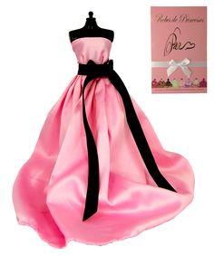 """robe de princesse"""" base"""" pour poupée barbie, disney et autres"""