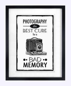 So ME!  Photography Print, Black and White Art, Wall Art, Humorous Poster, Art Print. $18.70, via Etsy.