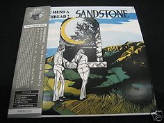 Sandstone/Can You Mend A Silver Thread?  MINI LP CD NEW