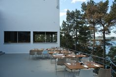 Ingierstrand, Oslo Oslo, Restaurants, Conference Room, Europe, Spaces, Table, Furniture, Home Decor, Decoration Home