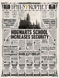 Scrapbook Harry Potter, Posters Harry Potter, Harry Potter Printables, Images Harry Potter, Harry Potter Drawings, Harry Potter Plakat, Mundo Harry Potter, Harry Potter World, Harry Potter Bedroom
