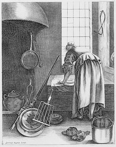 1648 Dutch: Cleaning