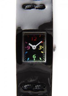 Cabane de Zucca wrist watch. Long-time favourite, new look.