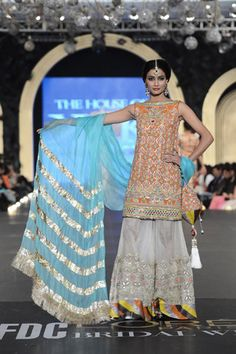 House of Kamiar Rokni at PFDC L'Oreal Paris Week Collection